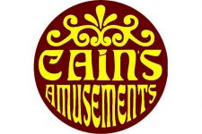 Logo for Cain's Amusements