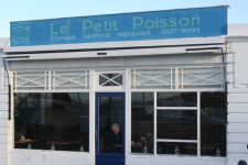 Logo for Le Petit Poisson