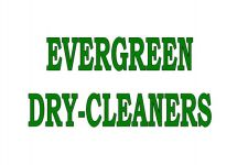 Logo for Evergreen Dry Cleaners