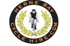 Logo for Herne Bay Cycle Hire